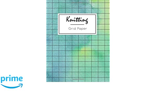 Knitting Grid Paper Knitting Pattern Designing Diary Knitters