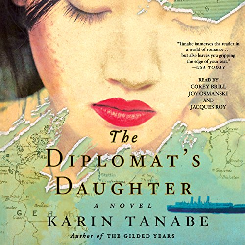The Diplomat's Daughter: A Novel Audiobook [Free Download by Trial] thumbnail