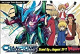 Cardfight Vanguard VGE-V-EB02-EN Champions of The