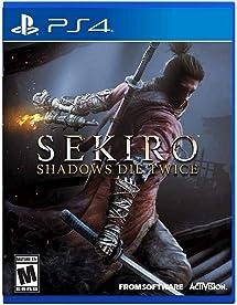 Sekiro Shadows Die Twice – PlayStation 4