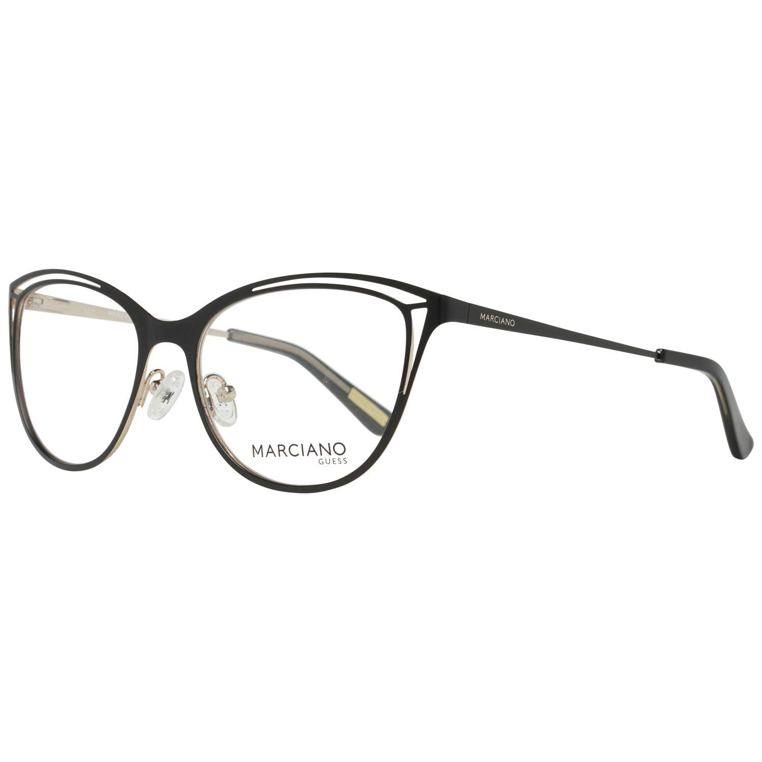 Guess By Marciano GM0311 Eyeglasses 52 002 Matte Black