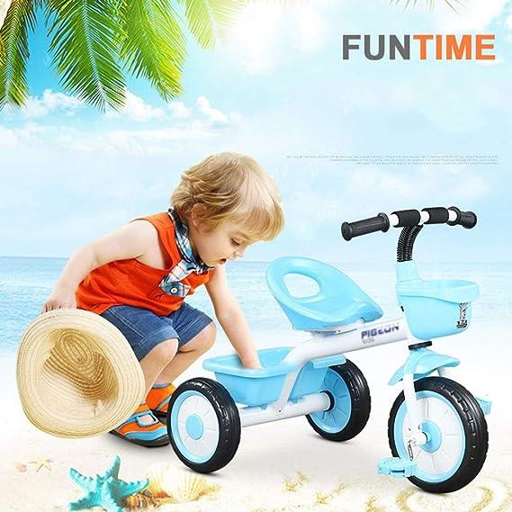 Xing Hua Home Sillas de Paseo Bicicleta para Niños Niños De 2-3 A ...