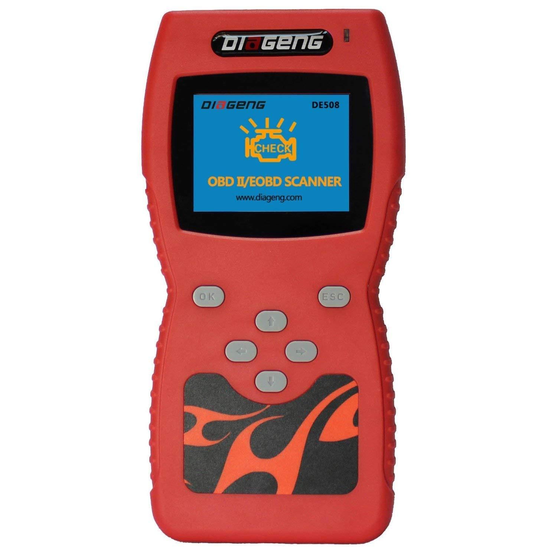 Diageng DE508 OBD2 Scanner & OBDII Code Reader Car Diagnostic Tool