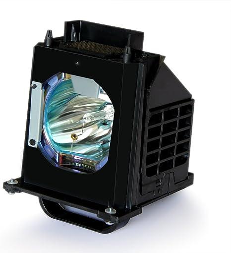 FI Lamps Mitsubishi 915B403001/_5587 Compatible with Mitsubishi 915B403001 TV Replacement Lamp with Housing