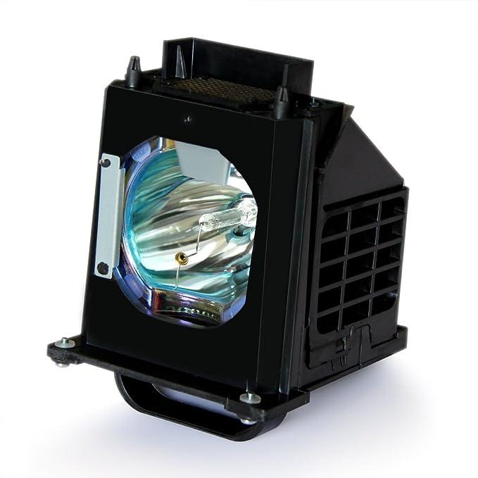 CHANGSHENG 915B403001 - Lámpara de Repuesto con Carcasa para Mitsubishi TV WD-60735, WD-60737, WD-60C8, WD-82837: Amazon.es: Electrónica