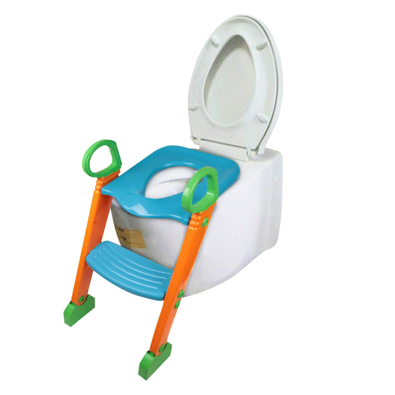 Cool Amazon Com Xnonix Baby Kids Training Toilet Potty Trainer Creativecarmelina Interior Chair Design Creativecarmelinacom