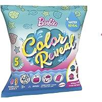 Barbie Color Reveal 5 Surprises Mermaid Series Blind Package
