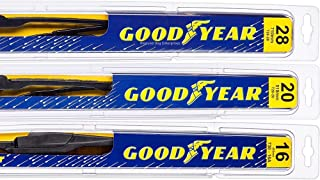"product image for Toyota Sienna (2011-2014) Wiper Blade Kit - Set Includes 28"" (Driver Side), 20"" (Passenger Side), 16A"" (Rear Blade) (3 Blades Total)"
