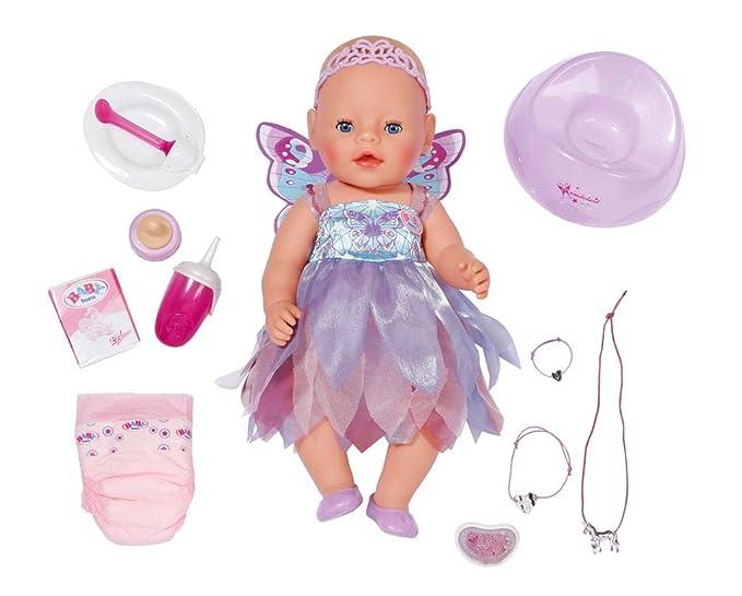 Amazon.com: Baby Born interactivo muñeca País De Las ...