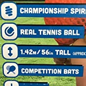 Amazon.com: All Surface Swingball with Tether: Sports & Outdoors