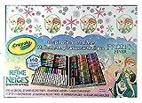 Crayola - 04-2539 - Kit De Loisirs Créatifs - Mallette de l'Artiste - La Reine des Neiges