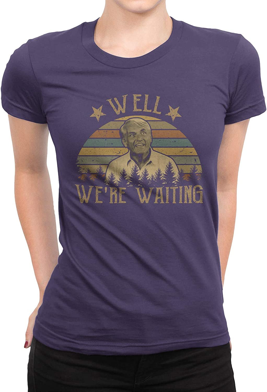 Well Were Waiting Vintage T-Shirt