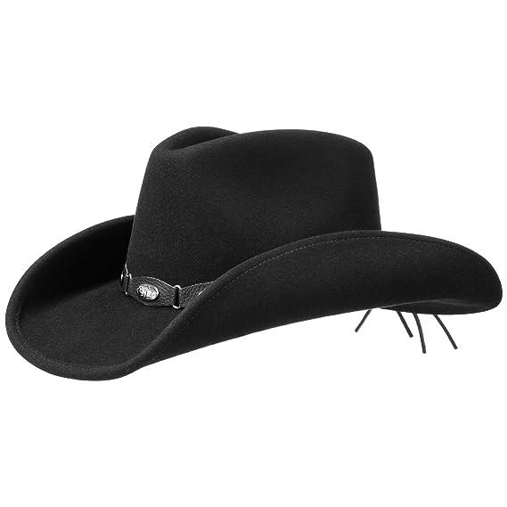 d262bb3dee353 Western Concho Cowboy Hat wool felt hat men ´s hat (L XL (58-61 ...