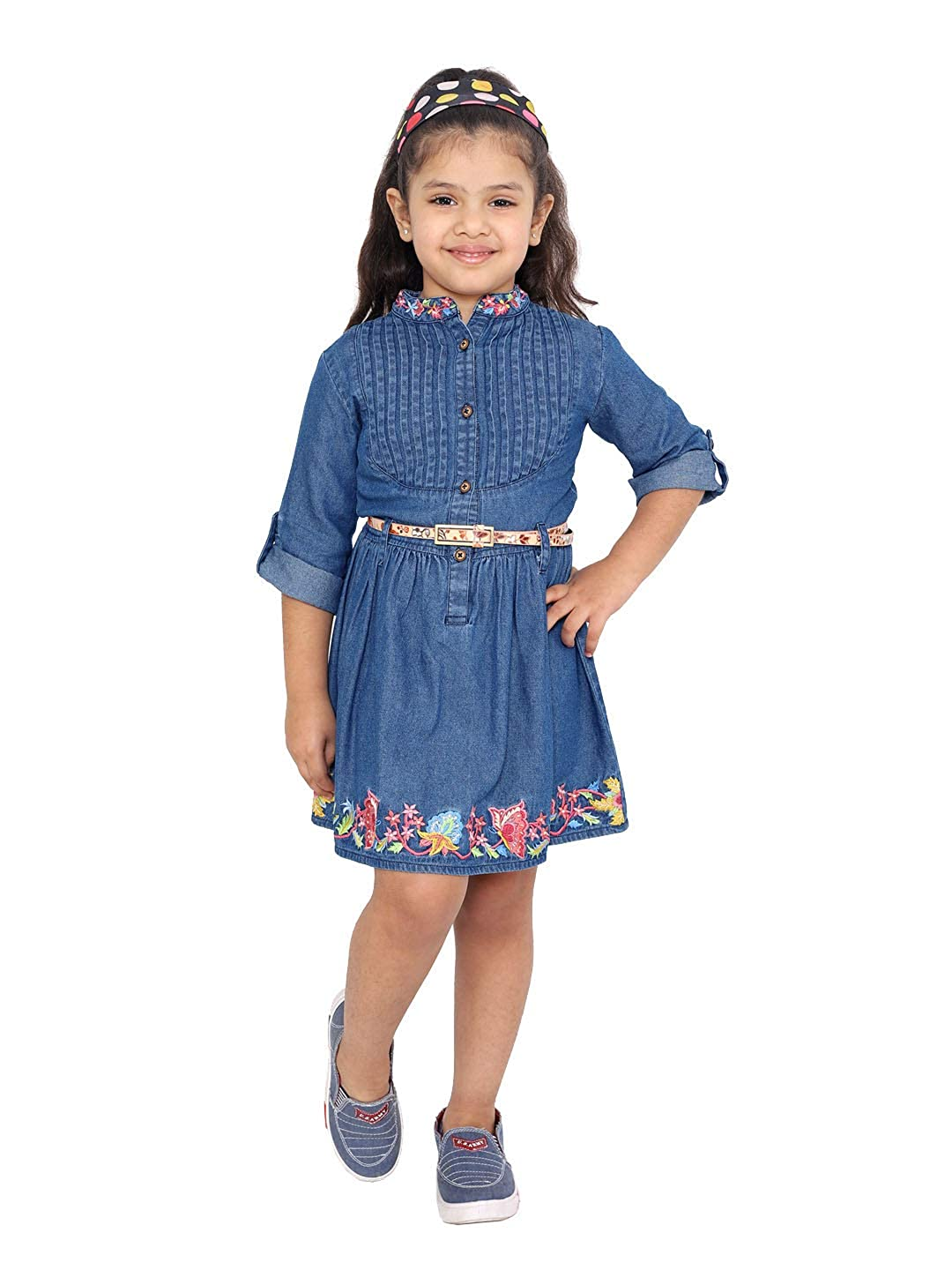 Girlistan - How to choose a casual dress for a girl child that is 8 years old?