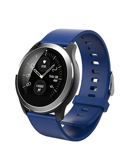 DZKQ Smart Watch ECG Presión Arterial Monitor De Ritmo ...