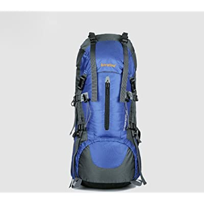 AllureFeng Sac à dos imperméable à l'eau de plein air sac à dos sac à grande capacité de sport Outdoor alpinisme sac hommes et femmes