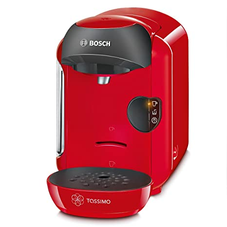 Bosch TAS1253 Cafetera multi bebidas Tassimo, 160 W, 0.7 litros ...