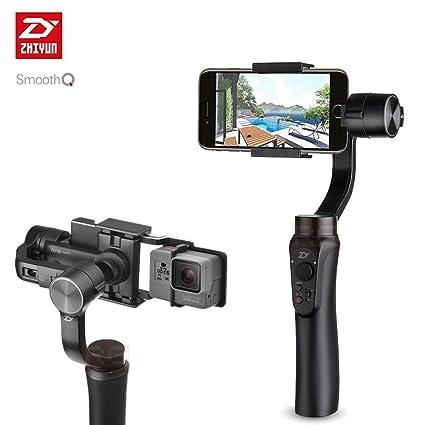 Zhiyun Smooth-q 3 Ejes Handheld Gimbal Estabilizador para ...