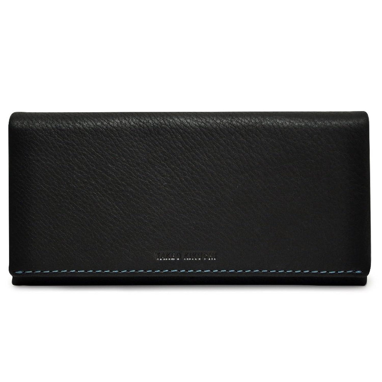 (タケオキクチ) TAKEO KIKUCHI 長財布 1710019 テネーロ B073CVVM67  【01】ブラック -