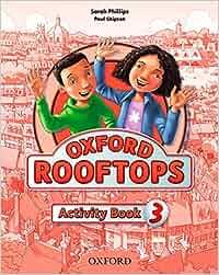 Rooftops 3: Activity Book - 9780194503365: Amazon.es