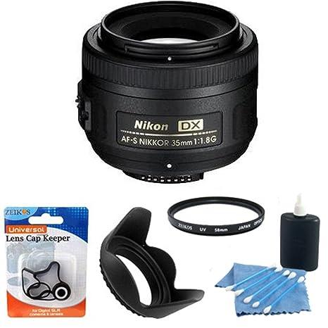 Review Nikon AF-S DX 35mm