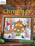 Gnome & Critter Christmas Cross Stitch Pattern