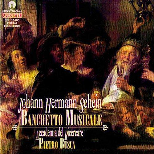 Schein: Banchetto musicale (Banchetto)