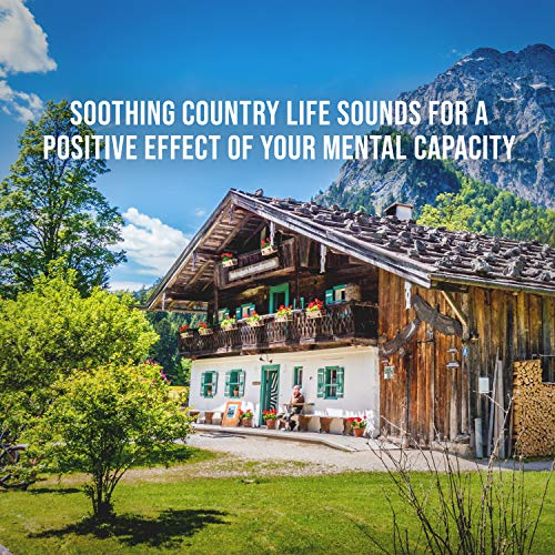 (A Pleasant Afternoon on a Mountain Farm: Soothing Country Life Sounds for a Positive Effect of Your Mental)