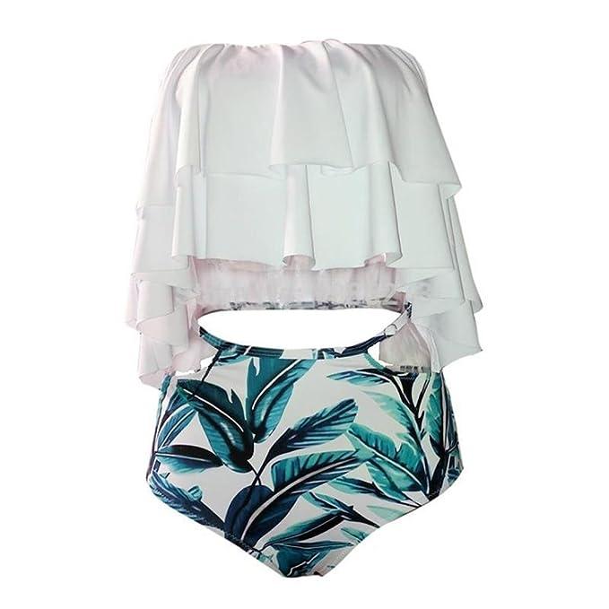 Bikinis Mujer, Dragon868 2018 Las Chicas Mujeres Bikini Empujar hasta bañadores de baño Acolchados: Amazon.es: Ropa y accesorios