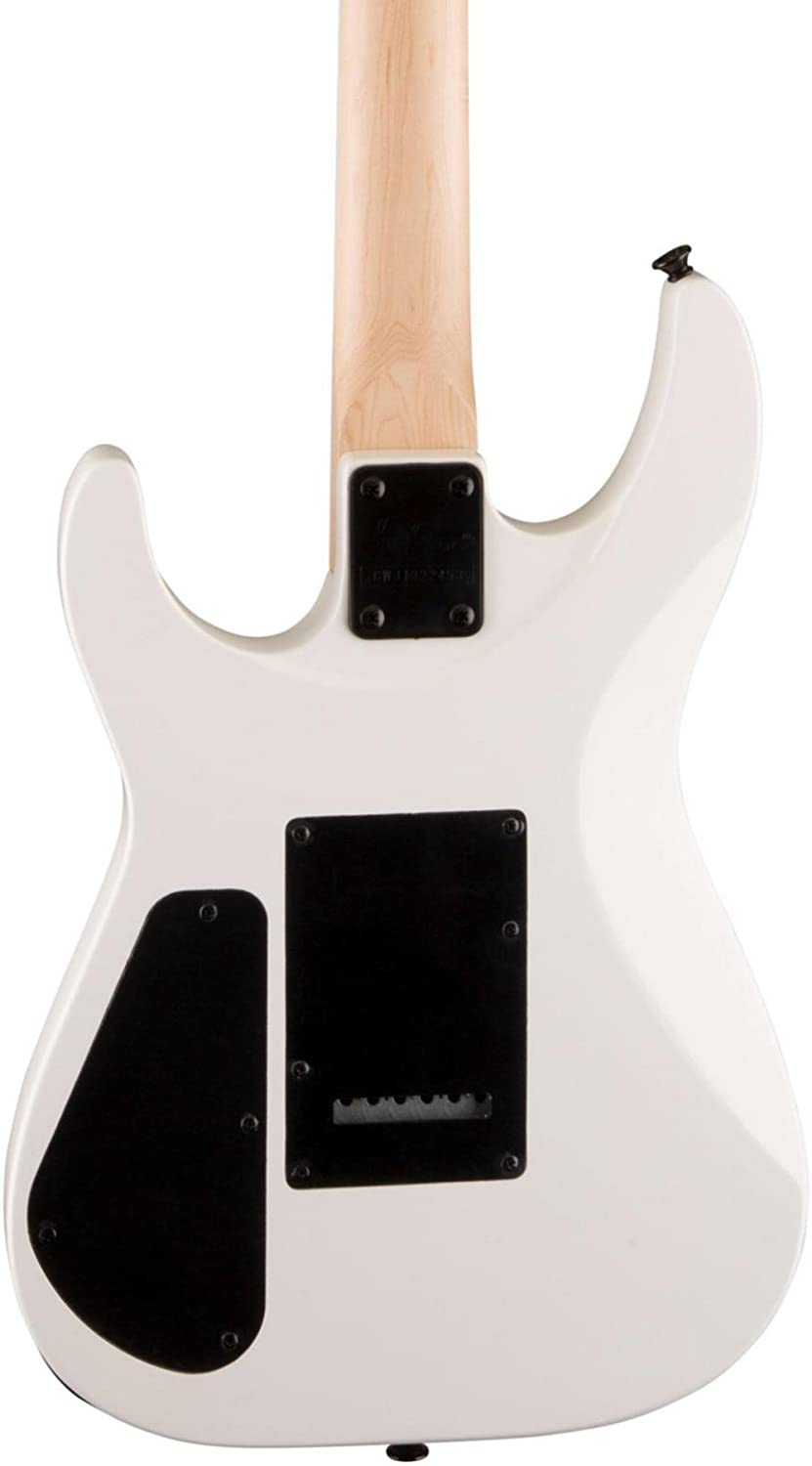 Amazon.com: Jackson JS22 Dinky DKA Electric Guitar Snow White: Musical  Instruments