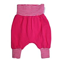 Kleine Könige Pantalones bombachos para niña · Modelo Uni Pink · Certificado Ökotex 100 · Tallas 50-104