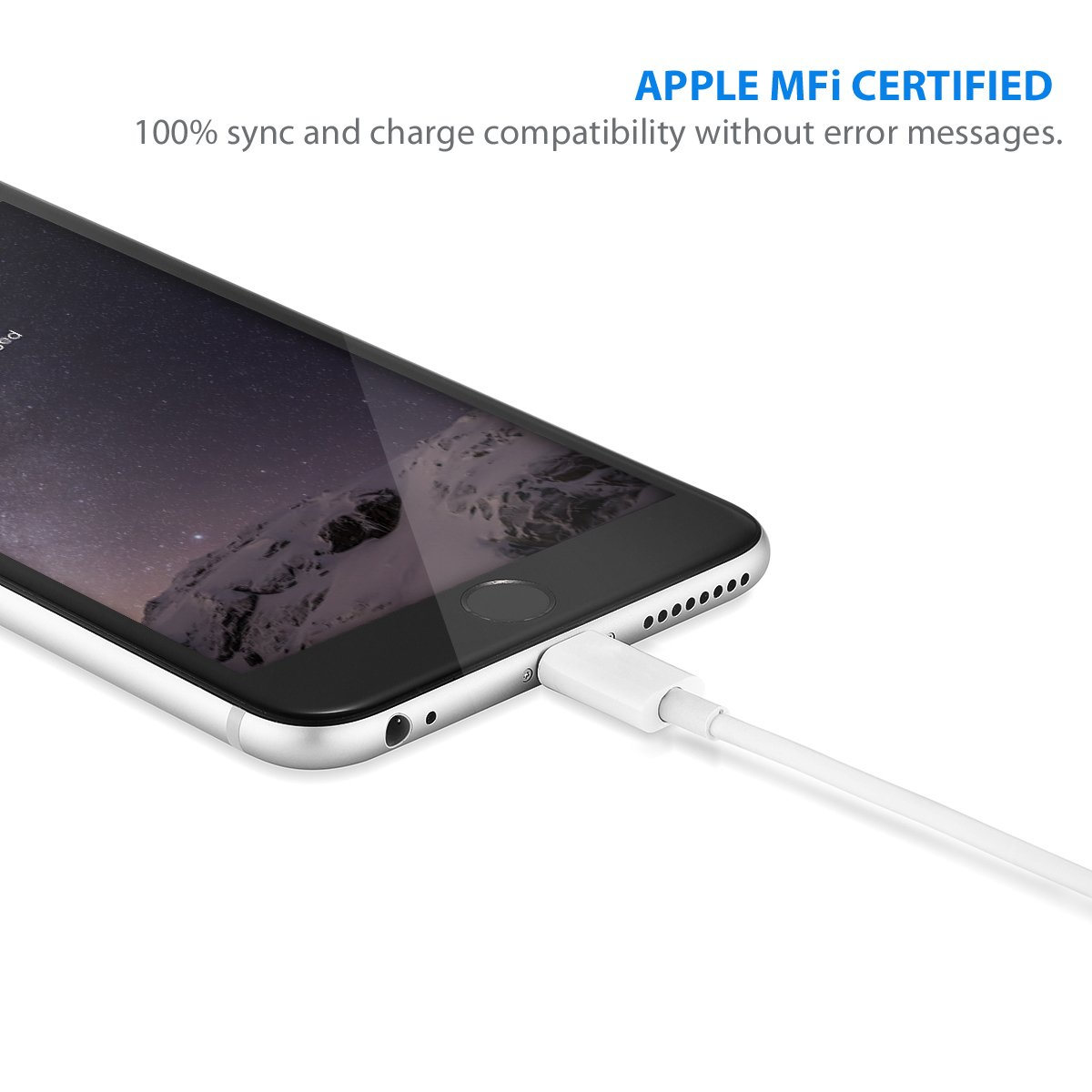 Certified Poweradd Lightning Charge iPhone Image 3