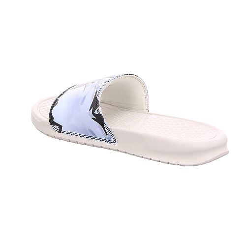 Nike Benassi Chanclas JDI Gris 618919 015, 8-39