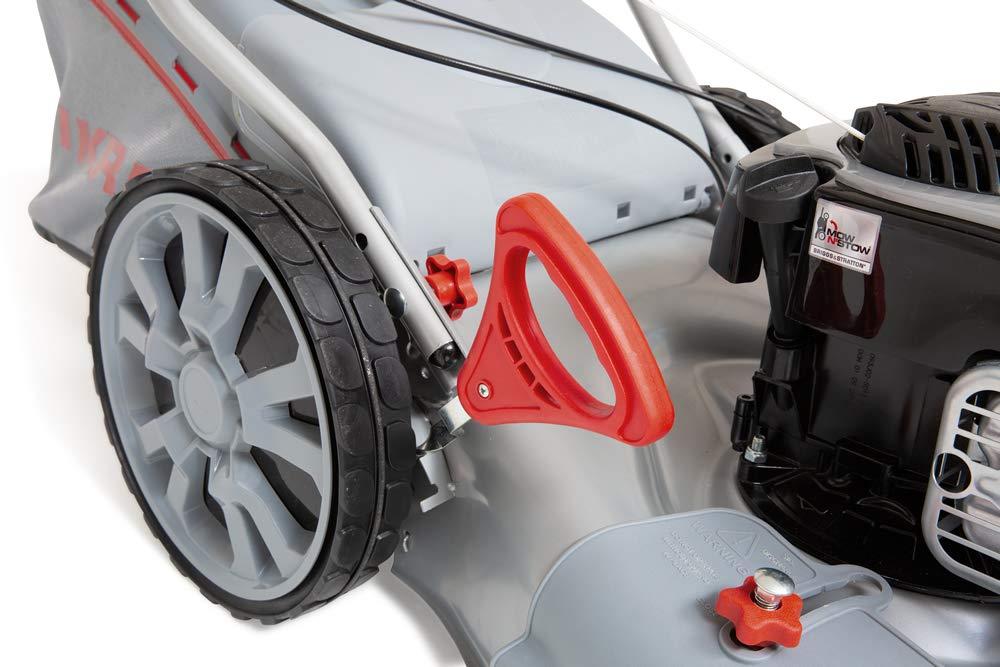 IKRA Benzin 4in1 Rasenm/äher Mulcher IBRM 51S-BS625EXI Briggs /& Stratton Motor Schnittbreite 50,8cm