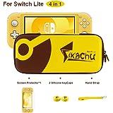 【Nintendo Switch Lite 対応】Nintendo Switch Lite ケース ニンテンドースイッチ ライト ケース ゲームカード16枚 収納バッグ EVA素材 防塵 防水 耐衝撃 持ち運び便利 ゲームカードケース Jingdu