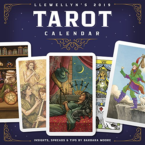 Llewellyn's 2019 Tarot Calendar: Insights, Spreads, and Tips