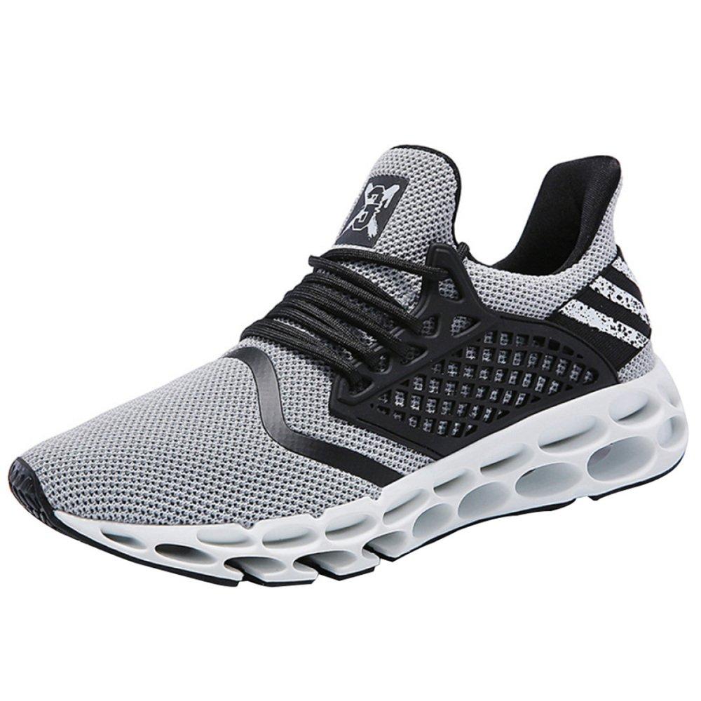 Zapatos Deportivos Antideslizantes Para Hombres Zapatos Deportivos Ocasionales 41EU|4