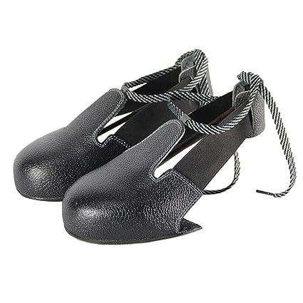7ad422ae296 Anti-Smashing Shoe Covers, Slip-Resistant Safety Shoes Unisex Steel ...