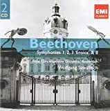 Beethoven: Symphonies Nos. 1, 2, 3 (Eroica) & 8
