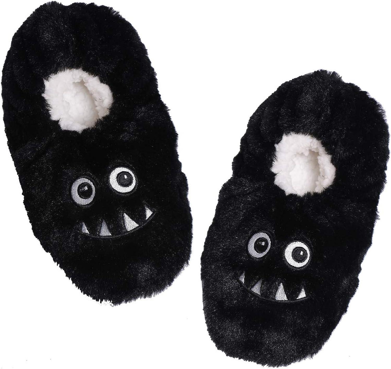 Details about  /Fuzzy Socks Adult One Size Flamingo Polar Bear Frenchie Llama Panda Soft