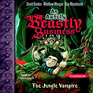The Jungle Vampire Audiobook