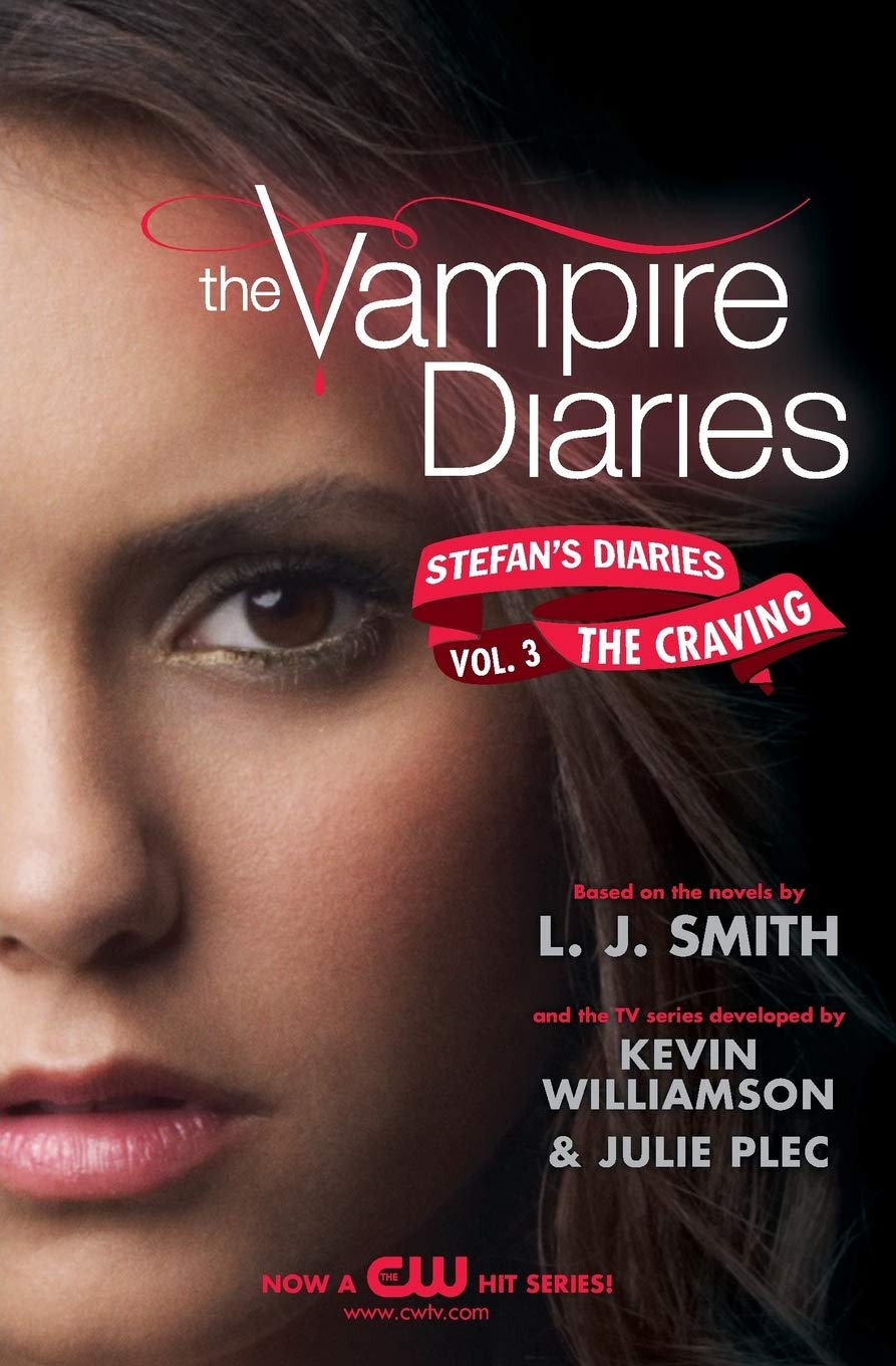 Vampire Diaries books in order a list with all the novels