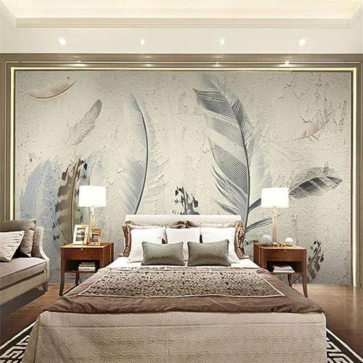 Xbwy Custom Wall Murals Wallpaper 3d Modern Pastoral Style 3d Wall