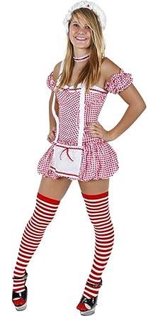 costume Sexy raggedy anne