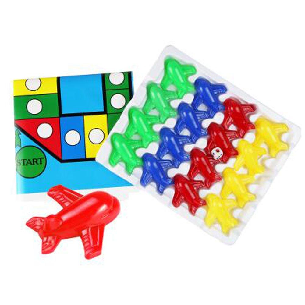 Kinder Schach Brettspiele Familienspiele Kinder Schach Spielzeug entwickeln Gehirn, Dreidimensionale Fly Checkers