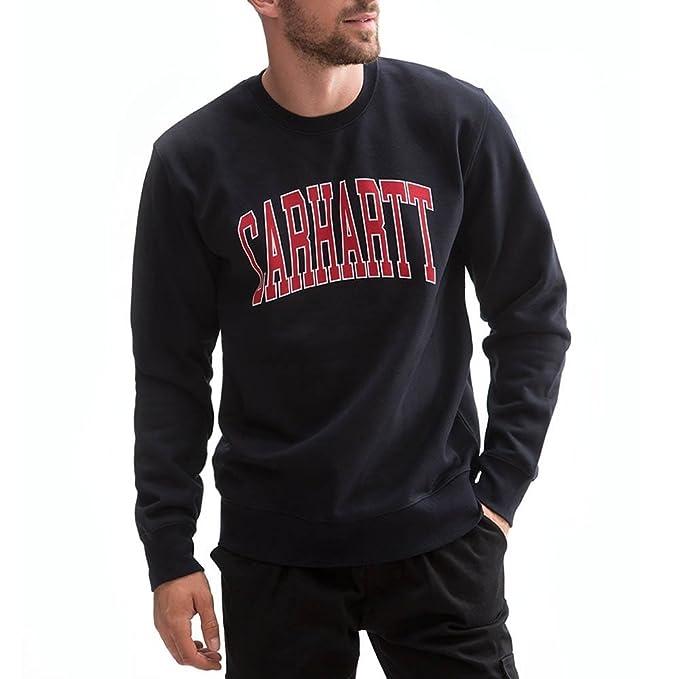 Carhartt Sudadera WIP Division Sweatshirt para Hombre: Amazon.es: Ropa y accesorios