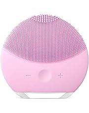 Cepillo de limpieza facial, masajeador facial y dispositivo de cuidado de la piel antienvejecimiento para todos los tipos de piel