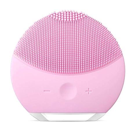 Xiaoyi - Esponja limpiadora de silicona para la cara, cepillo y masajeador facial eléctrico resistente