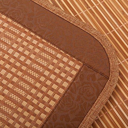 Ren Chang Jia Shi Pin Firm Bamboo mat bamboo cushion mat folding mat sofa cushion summer mat family dormitory mat tatami hotel mat soft comfortable mat mattress yoga mat by Ren Chang Jia Shi Pin Firm (Image #6)