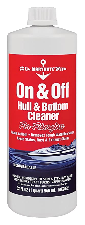 Marykate on-off bottom cleaner